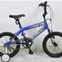 Bicicleta Niño Rin 16 Bmx Miura Color