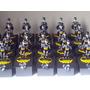 10 Lembrancinhas Tema Batman Caixinha Madeira Mdf E Biscuit