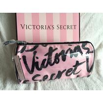 Maquiagem Necessaire Victorias Secret Original Rosa Pink Eua