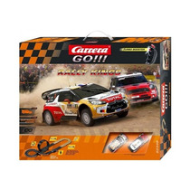 Pista De Carrera Rally Kings Carrera Go!!! Licencia Original