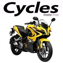 Bajaj Rouser 200 Rs Nueva 0km Cyclesmotoshop 5219-1111