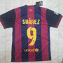 Camiseta Barcelona Fc Local 2014-2015 Messi Neymar