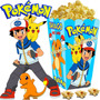 Kit Imprimible Pokemon Candy Bar Golosinas Cotillon 2x1