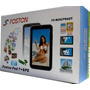 Tablet 4.0 Wi-fi Dual Chip Foston 796gt Gps 3g Com Waze