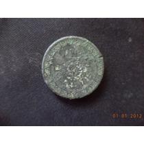 Moneda De 5 Centavos De Plomo Falso 1910