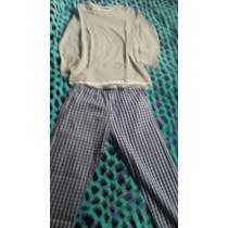 Pijama Marca Zara De Niño Talla 7/8