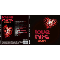 Love Hits 2014 Cd Lacrado Original Som Livre Whitesnake