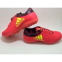 Chuteira Society Adidas Nitrocharge Fg Profissional Orig