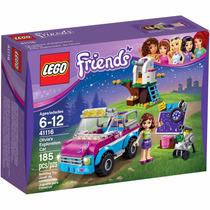 Lego 41116 Friends Olivias Expeditionsauto