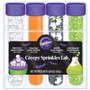 Set Lab Sprinkles Wilton Halloween Calavera + Nonpareils +