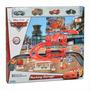 Garage Pista Cars Disney Parking Race Ditoys Original