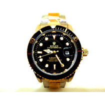 Relógio Masculino Em Aço - Oyster Perpetual - Submariner