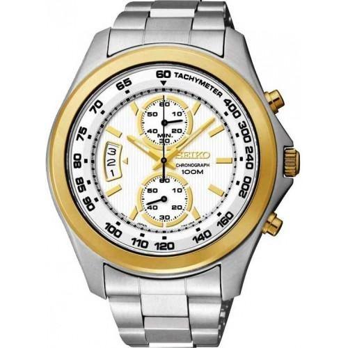7a854c53677 Relógio Seiko Masculino Cronógrafo 7t94am 1 - R  660