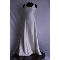 Vestido De Novia Vintage Corte Clasico