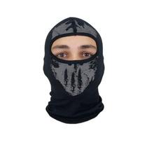 Balaclava - Ghost - Toca Ninja - Moto - Airsoft - Cotton