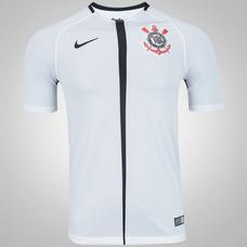 a182841524 Camisa Do Corinthians I Nike 2017 - Branca - 100% Original
