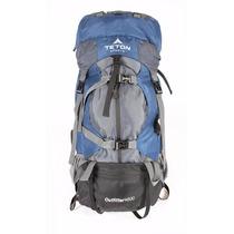 Mochila Campismo Backpack Teton Sport 75 Lts Camping Viajar