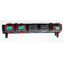 Comando Controle Ar Condicionado Vw Santana/gol/parati