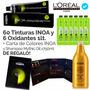 Promo Color Inoa Loreal: 60 Tinturas +6 Oxidantes + Regalos!