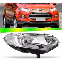Farol Ford Ecosport 2013 2014 2015 Novo Todos Modelos