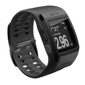 24f9bd70732 Relógio Nike+ Sportwatch Gps Tomtom Preto Detalhes Cinza - R  491