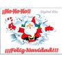 Kit Imprimible Navidad /tarjetas Año Nuevo + Calendario 2017