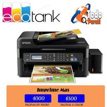 Impresora Epson Wf 2630 Sistema Continuo Semejante L555 L565