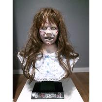 Busto Boneca Filme De Terror O Exorcista