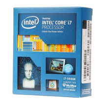 Intel Core I7 5930k 3.6ghz 15mb 64bit S2011-v3 Haswell-e