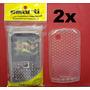 Lote Atacado 2x Capa Silicone Motorola Motokey Ex112 Ex115
