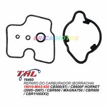 Guarnição Junta Cuba Do Carburador Cb500 (97) Thl 16460