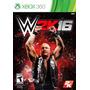 Wwe 2k16 Nuevo Sellado Xbox 360