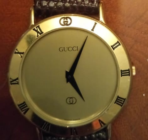 460dcf5ab817 Reloj Gucci 3000m Original