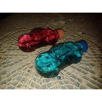 Envase Plástico Ideal Souvenirs Varones Autito Cars