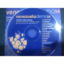 Cd Venezuela Demo 14 Original En Su Estuche