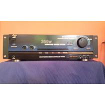 Pyle Pro Pt600a Amplificador Estereo 300 Watt