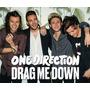 One Direction Drag Me Down Single Nuevo Sellado Yosif Andrey