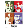 Poster (61 X 91 Cm) The Beatles - Sea Of Science
