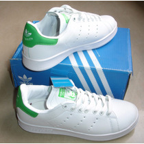 Kp3 Zapatos Adidas Stan Smith Para Damas 36 Al 40