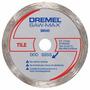 Disco De Corte Para Ceramica Del Dremel Saw-max Dsm 540
