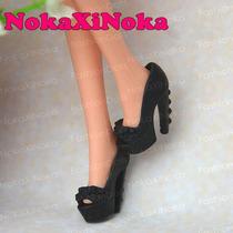 Sapatinho De Luxo Para Boneca Barbie * Sapato Fashion