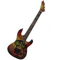 Guitarra Art Pro Mod.esp Karloff Of Mummy - Saldo Promoção