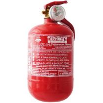 Extintor Incendio Abc 4 Polegadas Universal Pronta Entrega