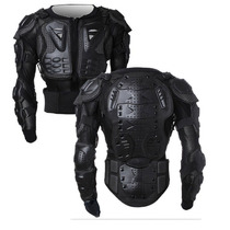 Motorcycle Full Body Armor Jacket Motocross Racing Spine