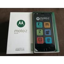 Moto Z Play Nuevo, Liberado Garantía De Un Año