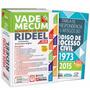 Vade Mecum Acadêmico De Direito Rideel - 2º Semestre 2016