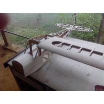 Planta Do Piper J3 1,8m De Asa,pronta Para Corte A Laser.