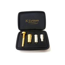 Promoção !!! Kit Bocal Jc Custom B6 Para Trompete