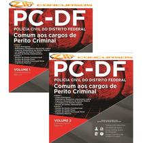 Apostila Polícia Civil Pc-df 2016 - Perito Criminal[+cd]