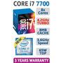 Procesador Core I7 7700 Lga 1151 Nuevos De Caja !!<br><strong class='ch-price reputation-tooltip-price'>U$S 356<sup>00</sup></strong>